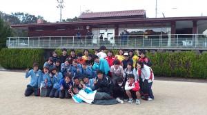 大阪大学ソフトテニス同好会の皆さま