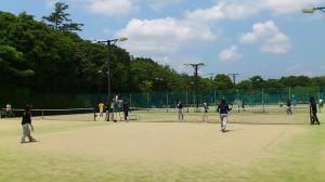 関西大学 合宿2日目