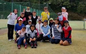 テニス練習試合 連続6ゲーム